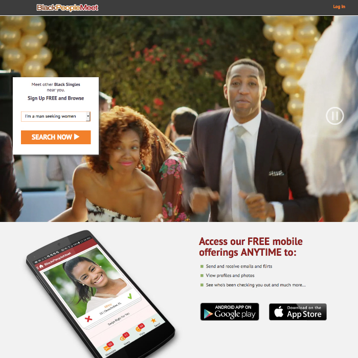 black people dating sites